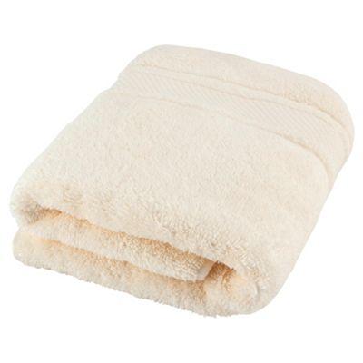 Finest Pima Cotton Hand Towel - Cream