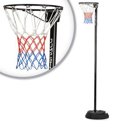 JumpStar Sports 10ft Standard Netball Stand (Height Adjustable)