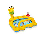 Intex Smiley Giraffe Baby Kids Paddling Pool
