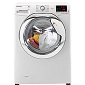 Hoover Washing Machine, DXOC69C3, 9kg load with 1600 rpm - White