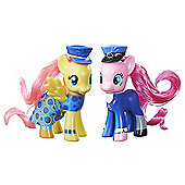 My Little Pony Wonderbolts Fluttershy Admiral and Pinkie Pie General Set