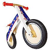 Kiddimoto Kurve Balance Bike (Evel Knievel)