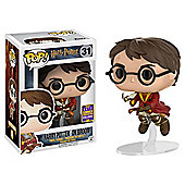Funko Pop SDCC Harry Potter on Broom Ride