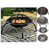 Redwood Leisure Fire Pit