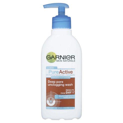 Garnier Pure Active Wash 200ml