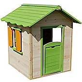 Chestnut Hut Children's Wooden Playhouse, Painted Wendy House