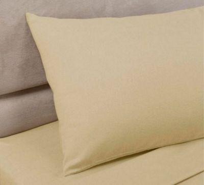 Belledorm 100% Egyptian Cotton Housewife Pillowcase - Cream