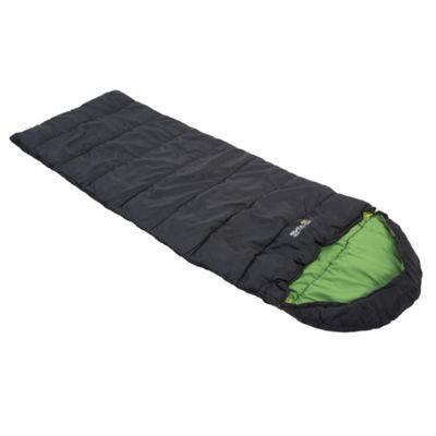 Regatta Hana 200 2 Season Single Sleeping Bag - Black