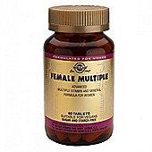 Solgar Female Multiple Tablets 60