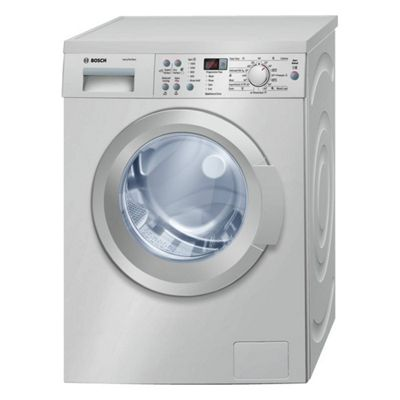 Bosch Washing Machine WAQ2836SGB 8 KG Load Silver