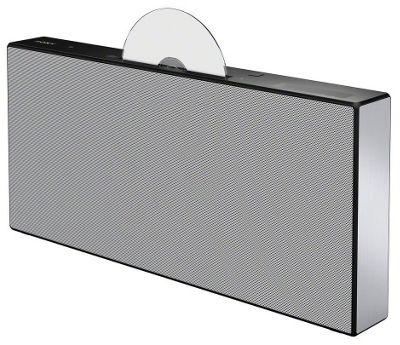Sony CMTX5CDB CD/FM/DAB All-in-One System with Bluetooth (White)