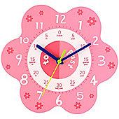 ELC Teaching Clock - Pink