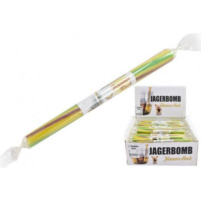 20 Small Flavoured Rock Sticks - Jager Bomb Flavour