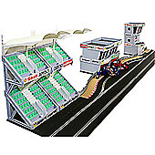 Scalextric Digital Track C9045J Pit Lane Ext Kit Rh