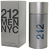 Carolina Herrera 212 Men Eau de Toilette (EDT) 100ml Spray For Men