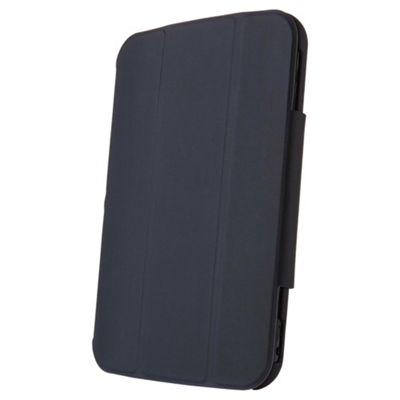 hudl 1 7'' Soft-touch folding case & stand, Black