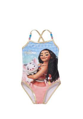 Disney Moana Swimsuit Multi 4-5 years