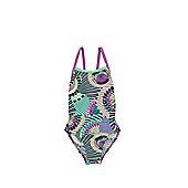 Speedo Endurance®+ Funk Print Swimsuit - Multi