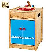 Viga Wooden Sink Unit