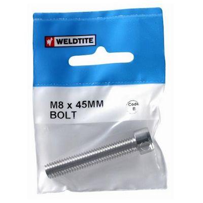 Bike Bits M8 X 45mm Bolt (1)