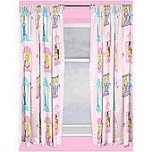 Disney Princess Boulevard 72'' Curtains