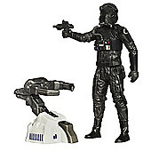 Star Wars The Force Awakens 9cm TIE Fighter Pilot Combine Figure