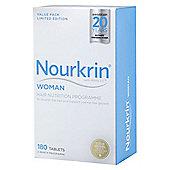 Nourkrin Nourkrin Woman 3 Month Supply 180 Tablets