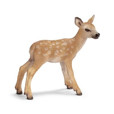 Schleich Red deer calf