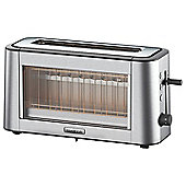 Kenwood Persona Glass 2-Slice Toaster - Chrome