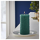 Fox & Ivy Baked Apple Spice Scented pillar