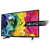 LG 43UH610V 43 Inch Smart WiFi Built In Ultra HD 4k LED TV with Freeview Play