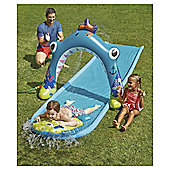 Tesco Beach Shack Shark Water Slide
