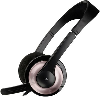 SPEEDLINK SNAPPY Stereo Headset, Pink SL-8729-SPI