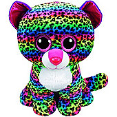 TY Large Boo Dotty The Leopard - 42cm