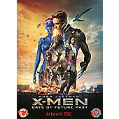 X-Men: Days Of Future Past Dvd