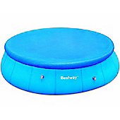Bestway 18ft Fast Set Winter Debris Pool Cover