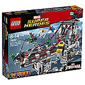 LEGO Marvel Super Heroes Spider-Man: Web Warriors Ultimate Bridge 76057
