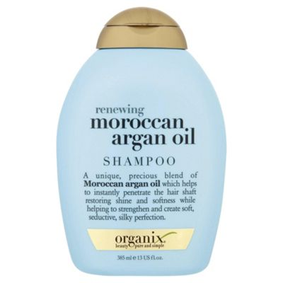 OGX Moroccan Argan Oil Shampoo 385ml