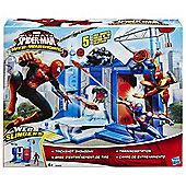 Spider- Man Web Slingers Target Range