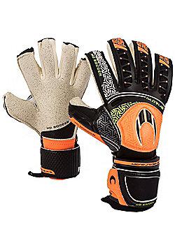 ho Ikarus Roll/Negative Extreme Goalkeeper Gloves Size - Orange