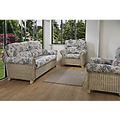 Desser Clifton 3 Seater Sofa and 2 Chairs Conservatory Furniture Set