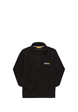 Regatta Boys Hotshot II Fleece - Black