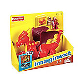 Imaginext Castle Dragon
