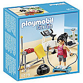 Playmobil Fitness Room - Dolls and Playsets