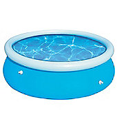 Fast N Easy 8ft Paddling Pool 2.44m x 0.66m