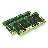 Kingston Technology 16GB Kit 2X8GB 1600MHZ DDR3 SODIMM CL11