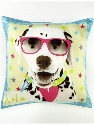 Hall of Fame Dog Cushion