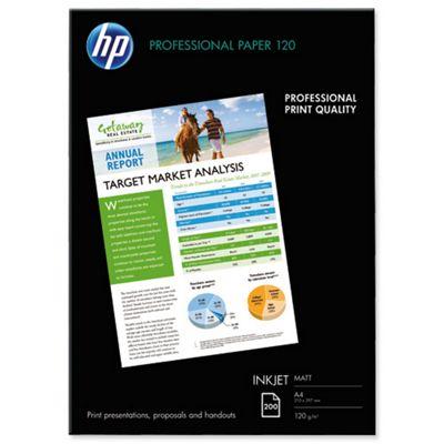 Professional Matt Inkjet Paper-200 sht/A4/210 x 297 mm
