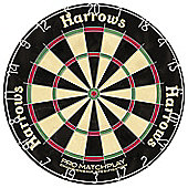 Harrows Darts Pro Matchplay High density Bristle Professional Dartboard