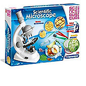 Clementoni Scientific Microscope 600x Magnification